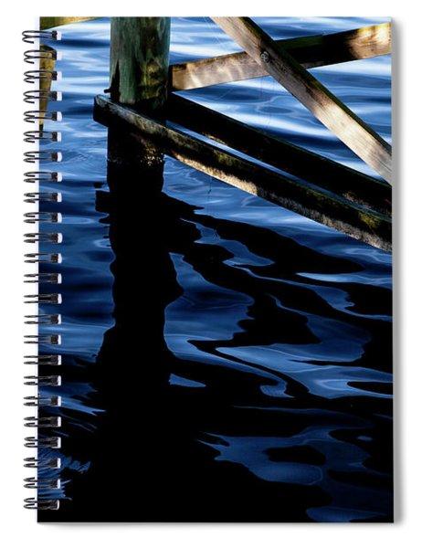 Above Water Spiral Notebook