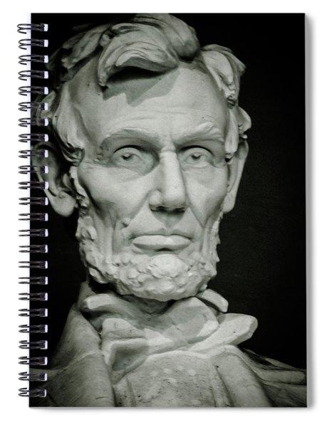 Abraham Lincoln 1 Spiral Notebook