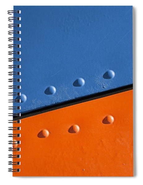 Absolutely Riveting Spiral Notebook