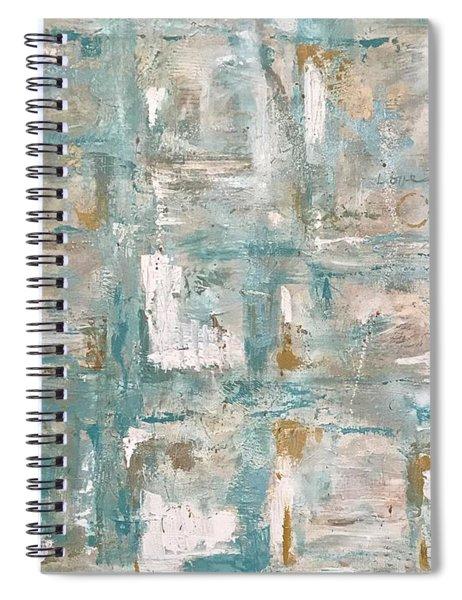 Past  Spiral Notebook