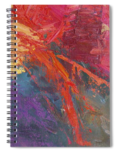 Abstract 103a Spiral Notebook