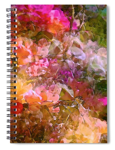 Abstract 276 Spiral Notebook