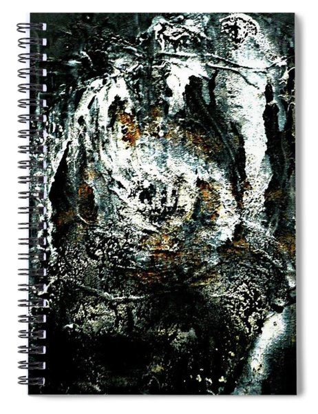 The Apparition Spiral Notebook