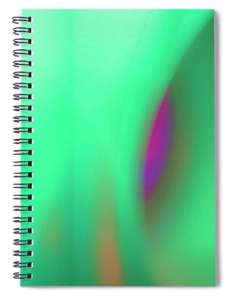Abstract No. 11 Spiral Notebook