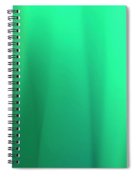 Abstract No. 8 Spiral Notebook