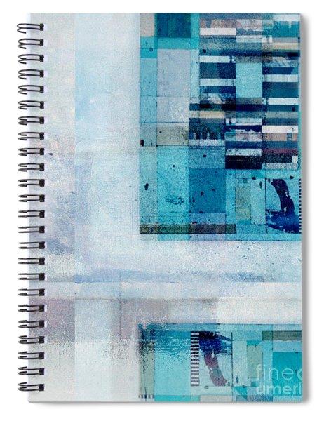 Abstractitude - C02v Spiral Notebook