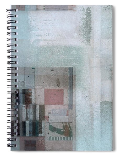 Abstractitude - C7 Spiral Notebook