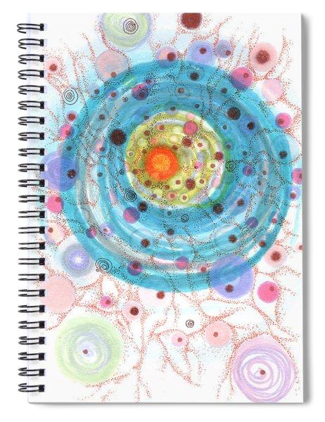 Accretion Spiral Notebook