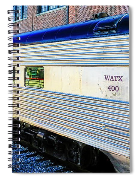 Moultrie Dining Car Spiral Notebook
