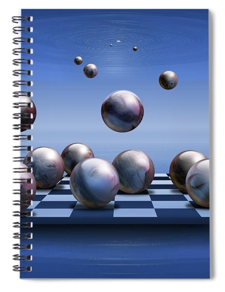Acolytes Spiral Notebook