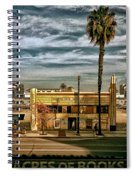 Acres Of Books Spiral Notebook
