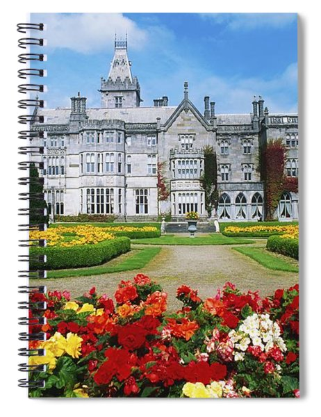 Adare Manor Golf Club, Co Limerick Spiral Notebook