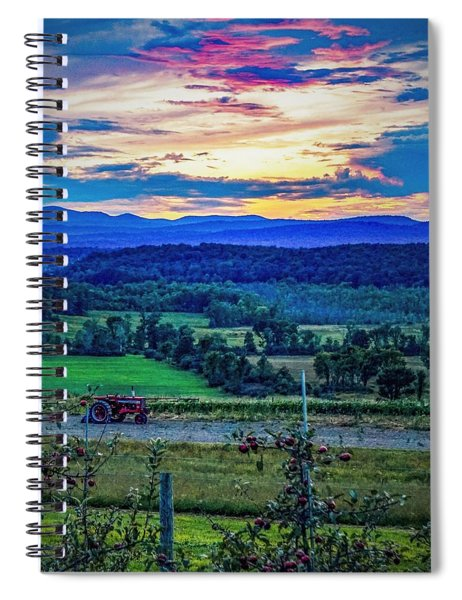 Adirondack Country Spiral Notebook