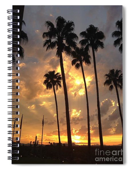 Admiration Spiral Notebook