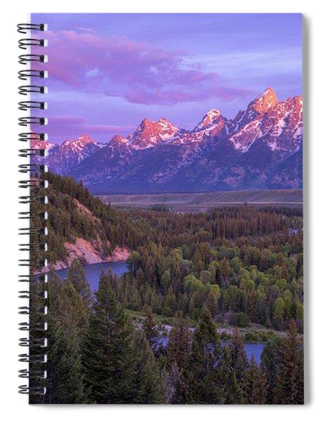 Admiration Spiral Notebook