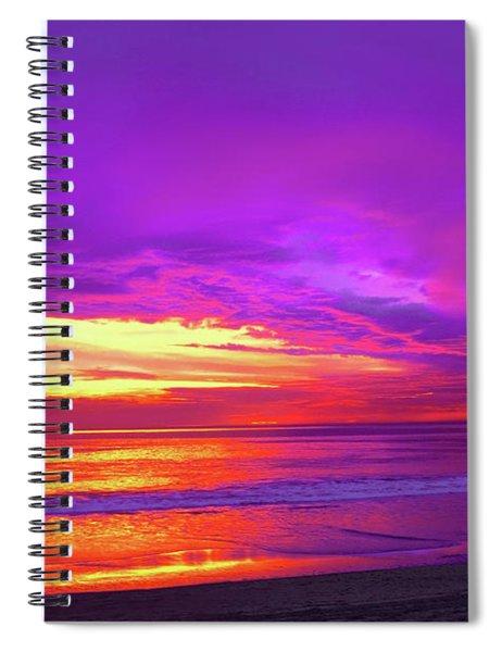 Aesthetic Arrest Spiral Notebook