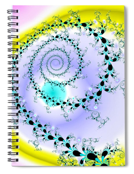 Afabliting Spiral Notebook