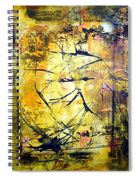 Aforethought Abstract Spiral Notebook