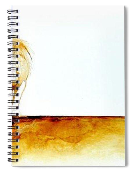 African Marriage - Original Artwork Spiral Notebook