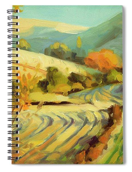 After Harvest Spiral Notebook