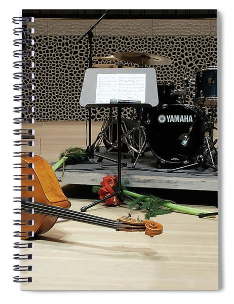 After The Concert Spiral Notebook