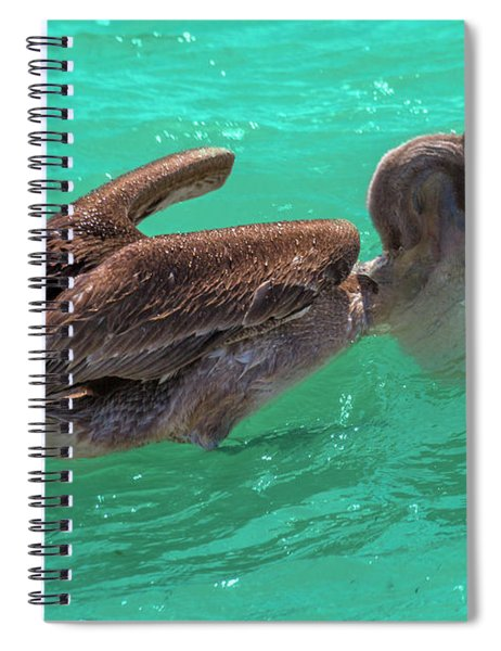 After The Dive Southern Most House Key West Spiral Notebook