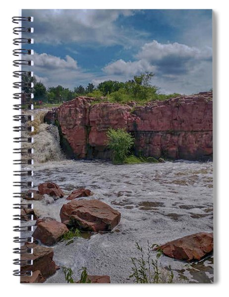 After The Rains Spiral Notebook