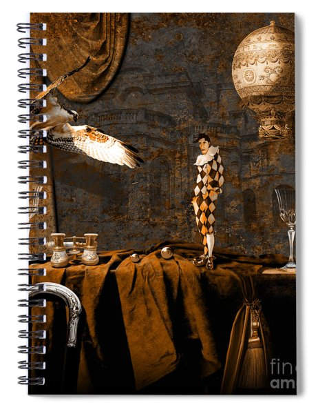 After Theater Spiral Notebook