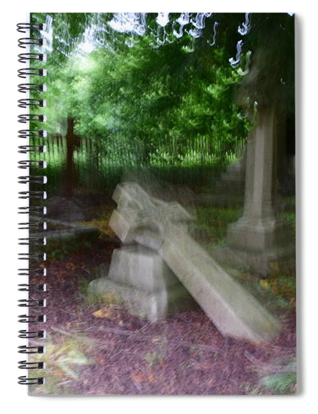 Afterlife Spiral Notebook