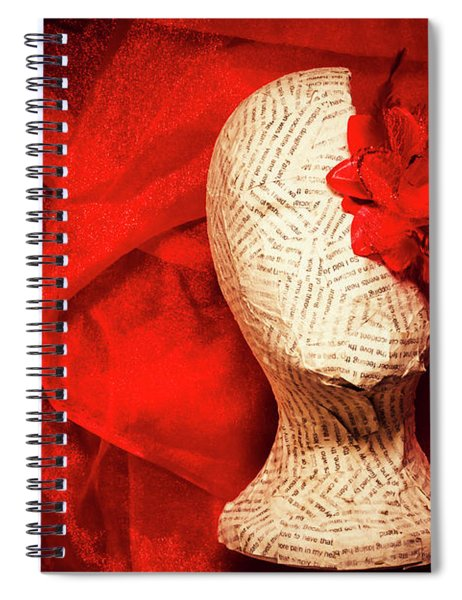 Afterlife Chronicles Spiral Notebook