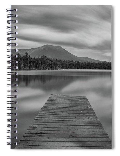 Afternoon At Daciey Pond Spiral Notebook