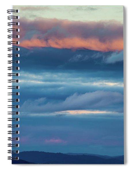 Afternoon Sandwich Spiral Notebook