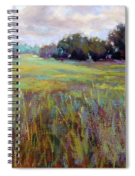Afternoon Serenity Spiral Notebook