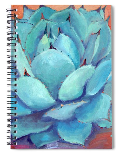 Agave 3 Spiral Notebook