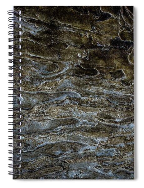 Agitated Spiral Notebook