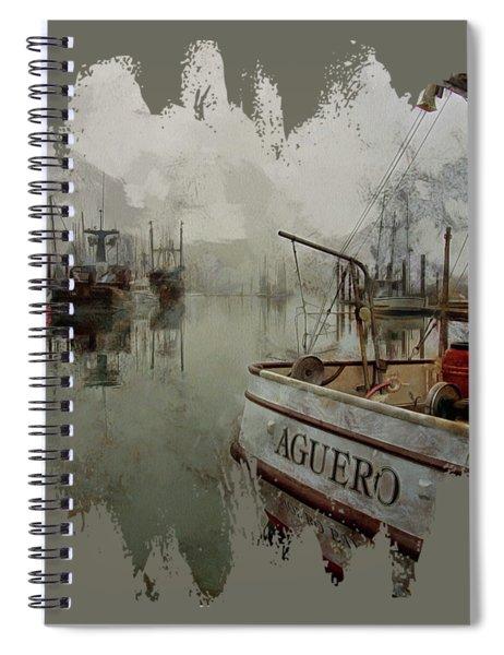 Aguero Spiral Notebook