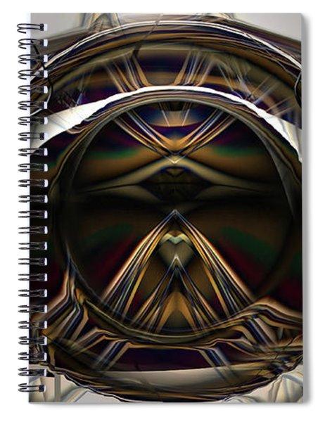 Ah Goon Spiral Notebook
