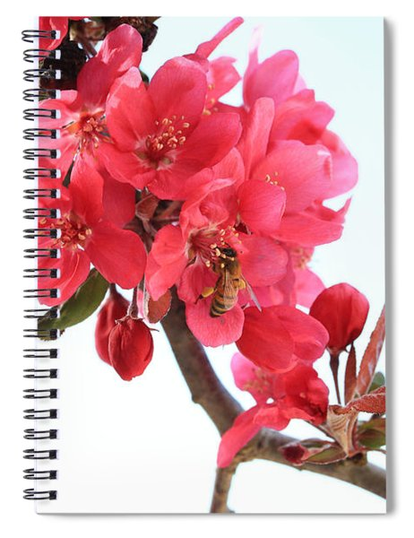 Ah The Beautiful Smell Spiral Notebook