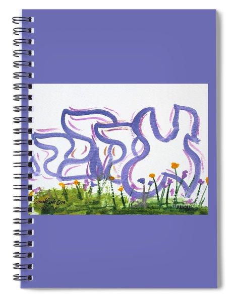 Ahava Nf20-145 Spiral Notebook