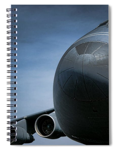Air Mobility Command Spiral Notebook