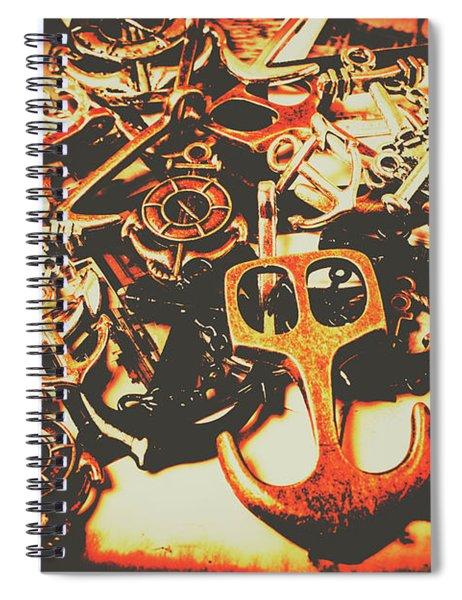 Air-sea Rescue Spiral Notebook