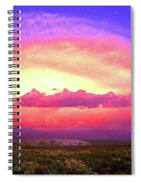 Airgasm Spiral Notebook