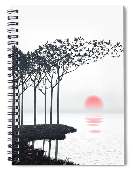 Aki Spiral Notebook