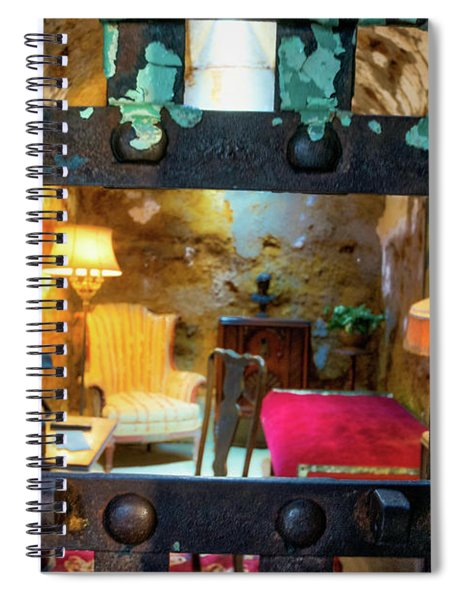 Al Calpone Home Spiral Notebook