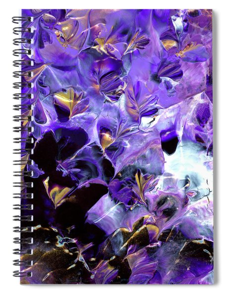 Alaska Gold Rush Spiral Notebook