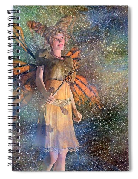 Alaska Stars  Spiral Notebook