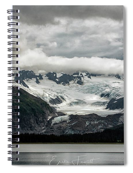 Alaskan Beauty Spiral Notebook