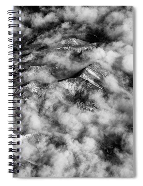 Alaskan Foothills Spiral Notebook