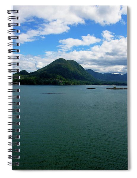 Alaskan Island Spiral Notebook