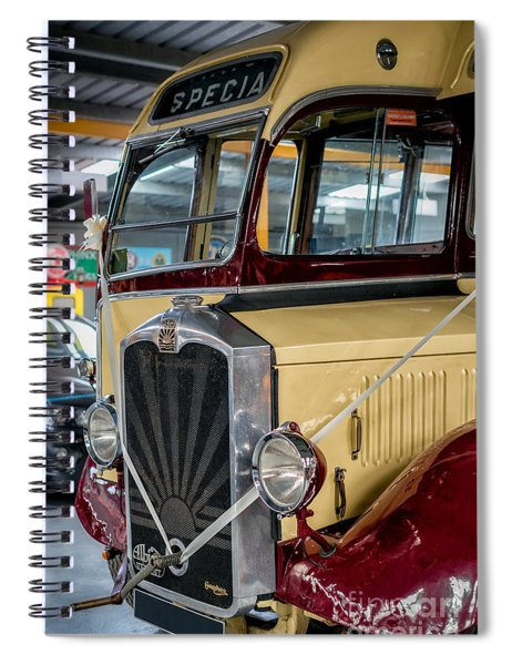 Albion Valiant 1934 Spiral Notebook